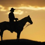 horse-and-man-silhouette