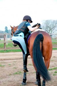mounting-a-horse